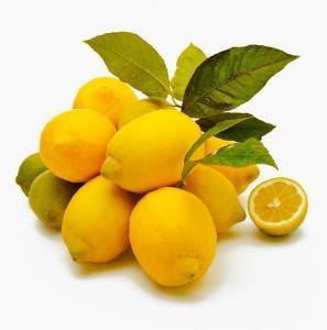Плоды лимона отличаются по вкусу