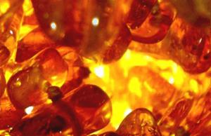 Янтарная кислота из природного янтаря
