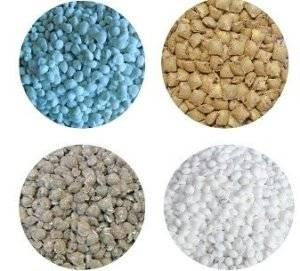 Фосфорные удобрения относятся к минеральным