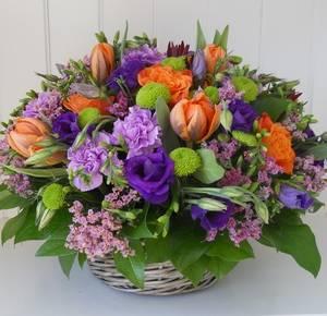 Сны с цветами в букетах