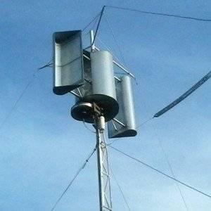 Ветряной генератор поможет сэкономить на оплате электроэнергии