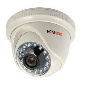 Камера видеонаблюдения обладает системой ночного видения