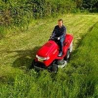 Трактор honda