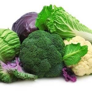 Крестоцветные овощи полезны
