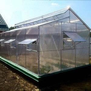 Преимущество теплиц в получении быстрого урожая