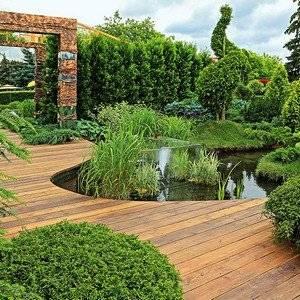 Проектировать сад можно самому